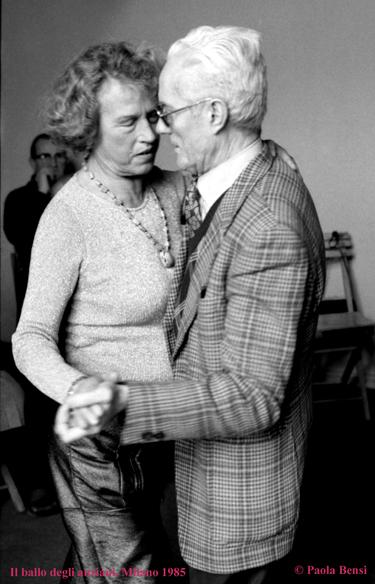 Il ballo degli anziani