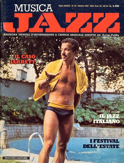 Keith Jarrett 1983