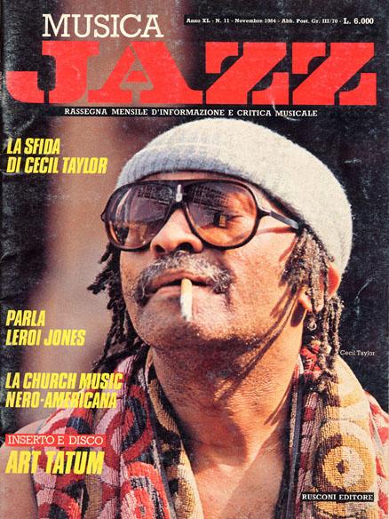 Cecil Taylor 1984