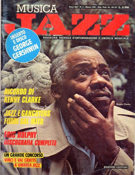 Kenny Clarke 1985