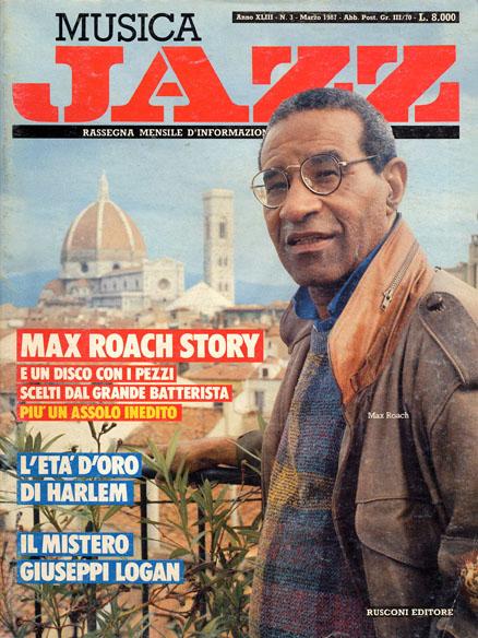 Max Roach 1987