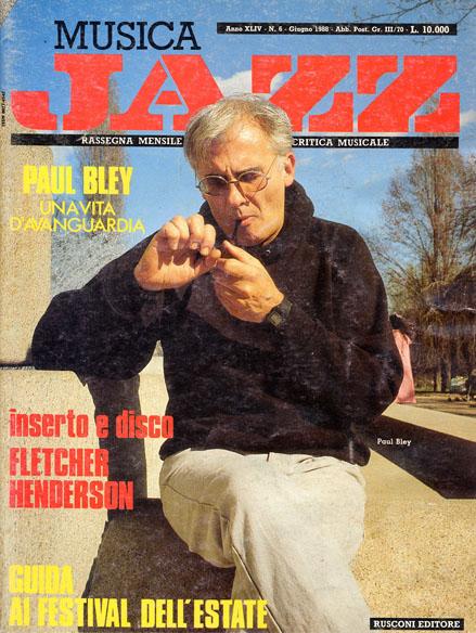 Paul Bley 1988