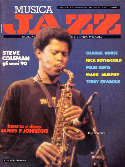 Steve Coleman 1989