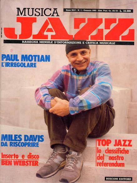 Paul Motian 1989