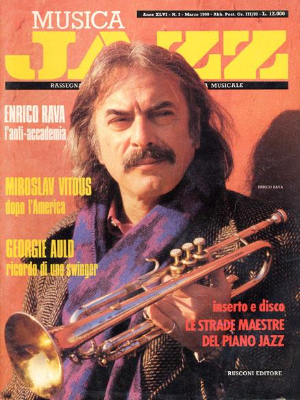 Enrico Rava 1990