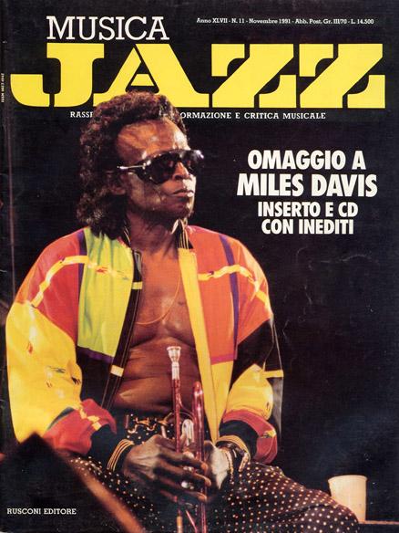 Miles Davis 1991
