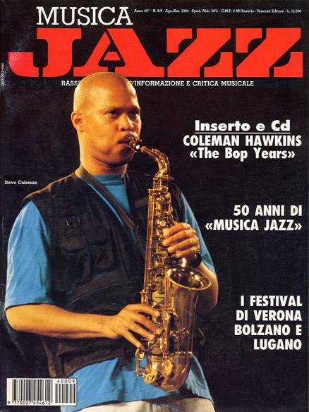 Steve Coleman 1994