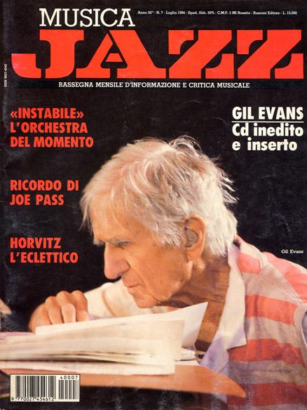 Gil Evans 1994