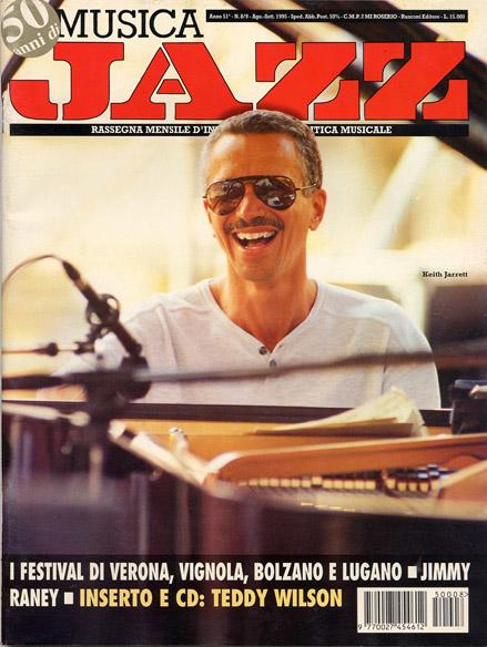 Keith Jarrett 1995