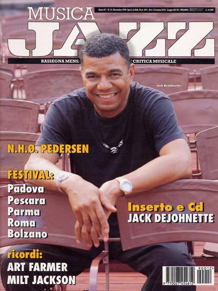 Jack De Johnette 1999