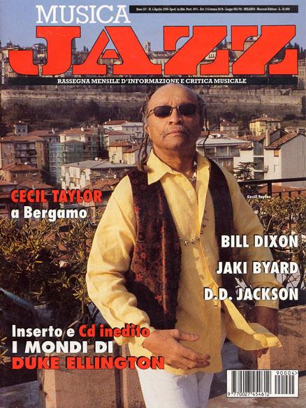 Cecil Taylor 1999