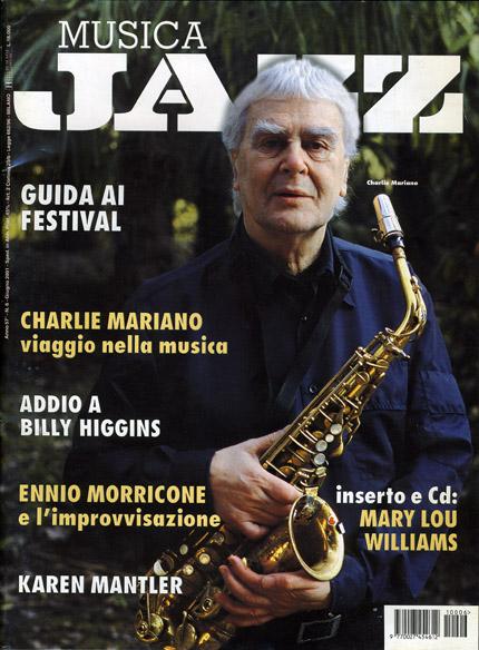 Charlie Mariano 2001